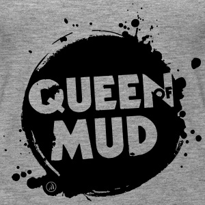 Queen of Mud - Premium singlet for kvinner