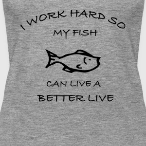 Fish - Frauen Premium Tank Top