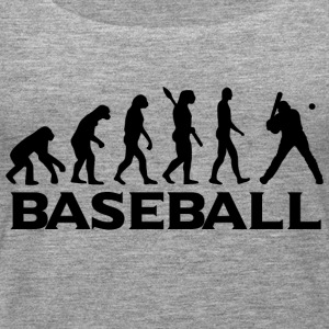 evolution BASEBALL bt - Dame Premium tanktop