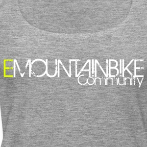 '' EMOUNTAINBIKE Community Logo '' Shirt - Women's Premium Tank Top