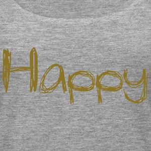 happy2 - Frauen Premium Tank Top