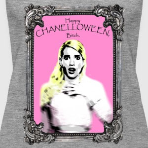 Happy Channelloween - Women's Premium Tank Top