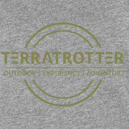 Terratrotter® | Green - Women's Premium Tank Top