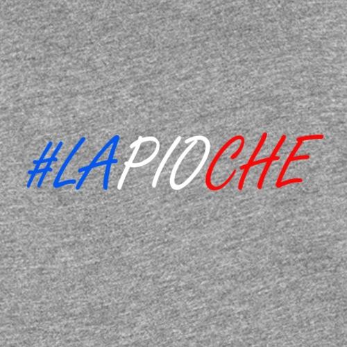 Tshirt avec le surnom de Paul POGBA #LA PIOCHE - Débardeur Premium Femme