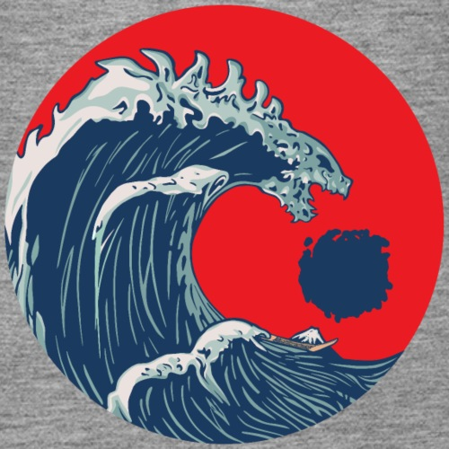 Godzilla - Camiseta de tirantes premium mujer