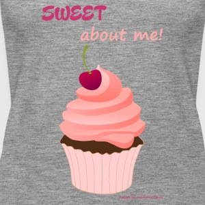 Sweet about me - Vrouwen Premium tank top