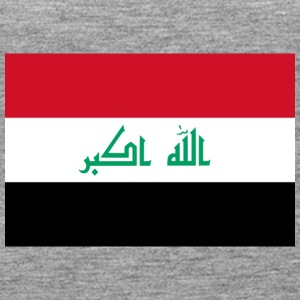 Nationalflagge des Irak - Frauen Premium Tank Top