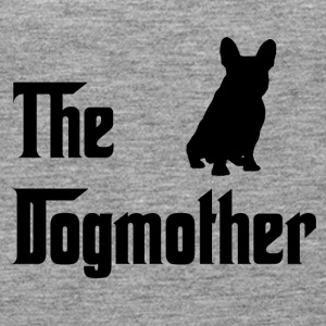 Dogmother-Schwarz - Frauen Premium Tank Top