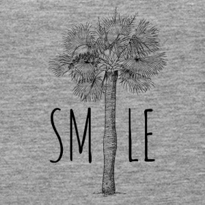 SMILE PALME - Frauen Premium Tank Top