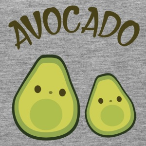 Avocado couple - Women's Premium Tank Top