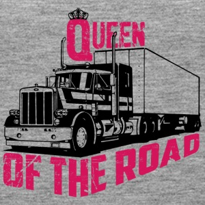 Queen Of The Road - Premium singlet for kvinner