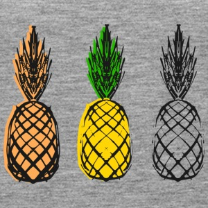 Pineapple Party - Frauen Premium Tank Top