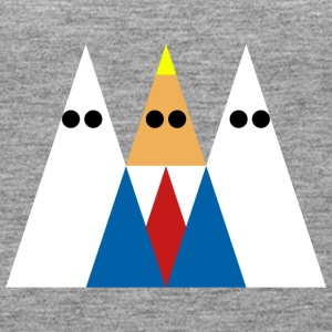 Trump and KKK - Women's Premium Tank Top