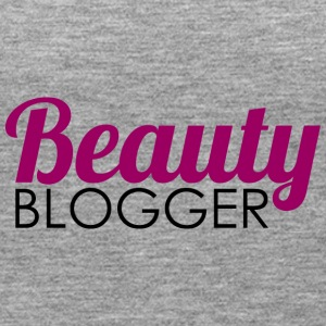 Beauty Blogger - Premium singlet for kvinner