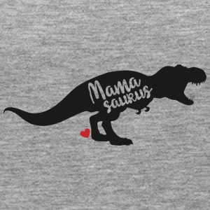 Mamasaurus Mothers Day Gift Idea - Women's Premium Tank Top