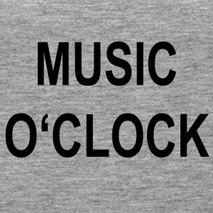 music o'clock - Frauen Premium Tank Top