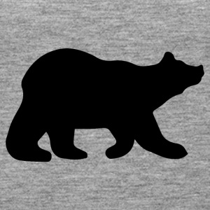 Bear · Bär · Grizzly - Frauen Premium Tank Top