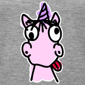 Ugly Unicorn - Women's Premium Tank Top