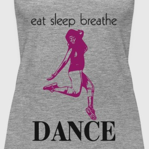Dance - Women's Premium Tank Top