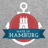 Made in Hamburg - invert - Frauen Premium Tank Top