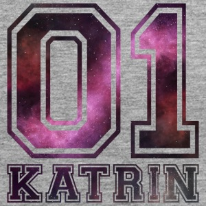 Katrin name - Women's Premium Tank Top