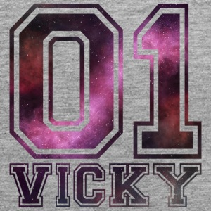 Vicky name - Women's Premium Tank Top