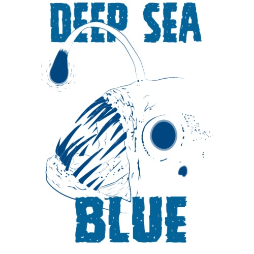 deep sea blue - bluecontest - Camiseta de tirantes premium mujer