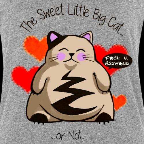 The sweet Little Big Cat - Débardeur Premium Femme