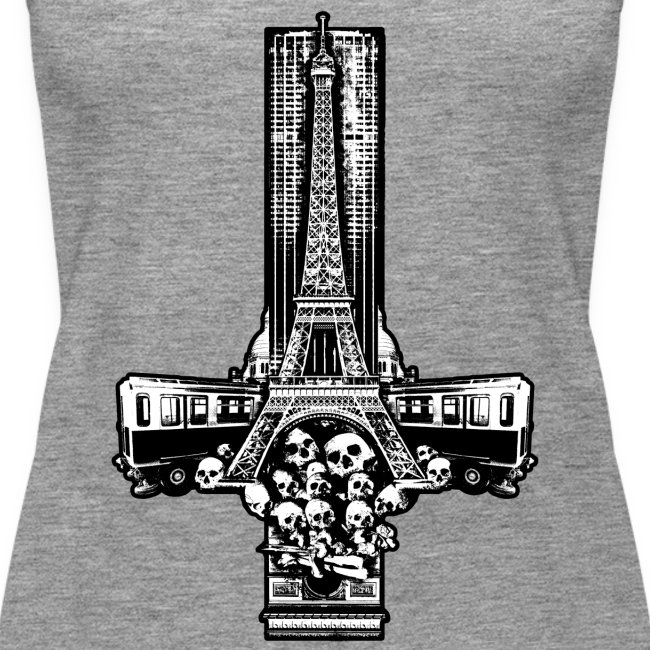 Inverted Paris Women