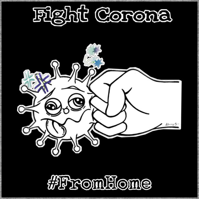 Fight Corona From Home
