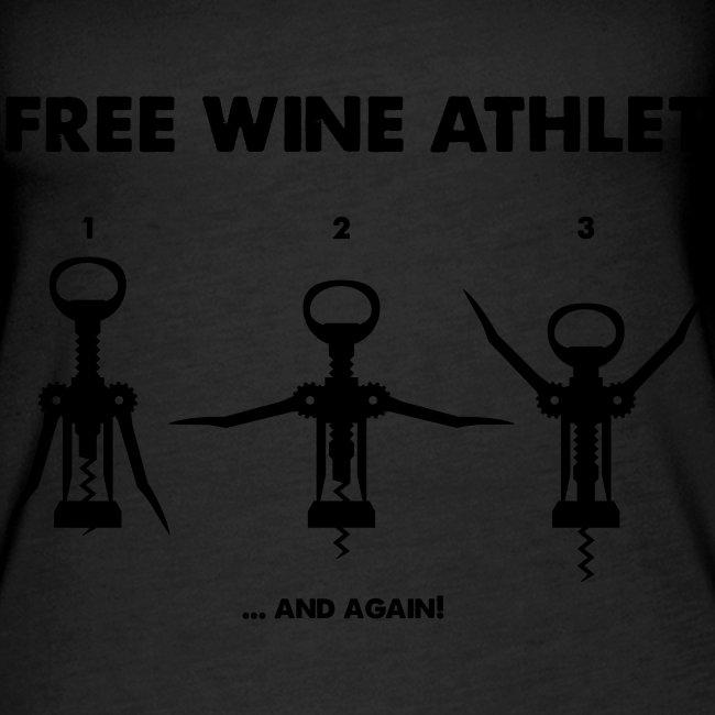 Free wine athlet
