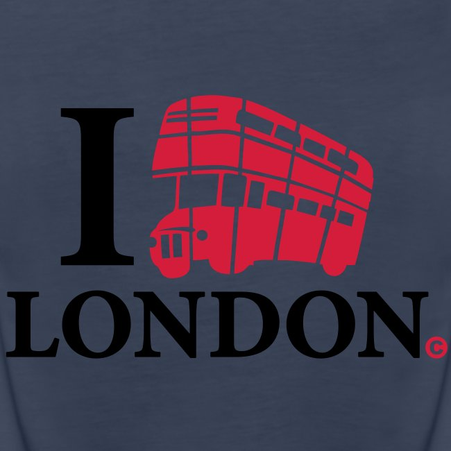 I love (Double-decker bus) London