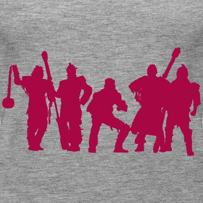 Jugger Schattenspieler rot