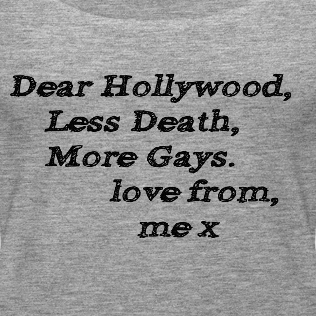 Dear Hollywood