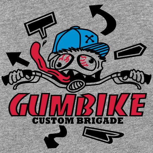 gumbike-monster - Débardeur Premium Femme