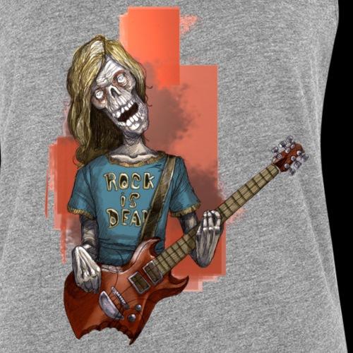 Rock'n'Roll is dead... - Débardeur Premium Femme