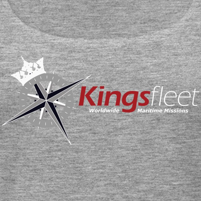 Cross on the back and Kings Fleet logo on front