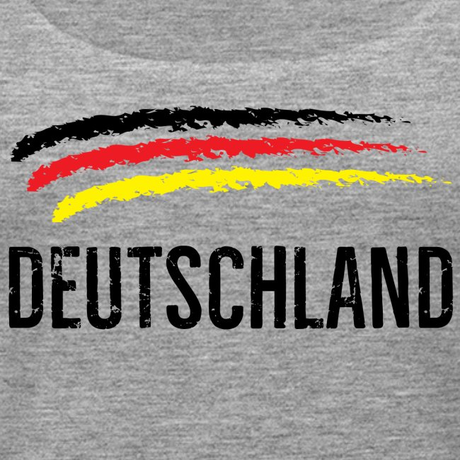 Deutschland, Flag of Germany