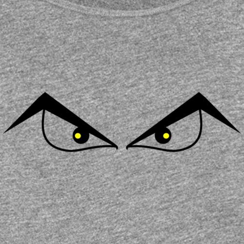 Boze ogen - Vrouwen Premium tank top