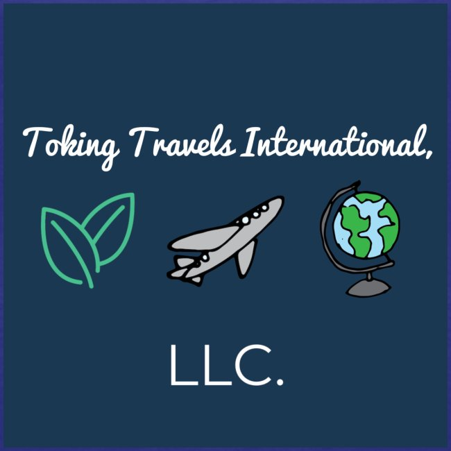 NEW Toking Travel Logo!