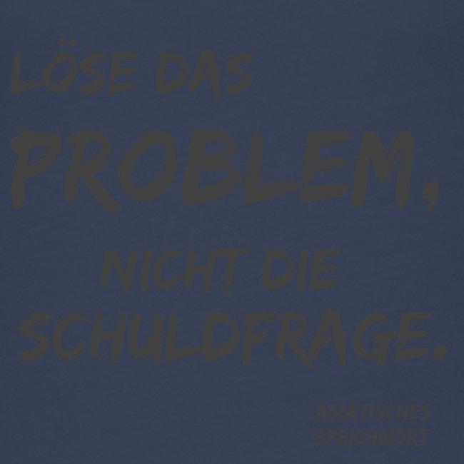 löse das problem