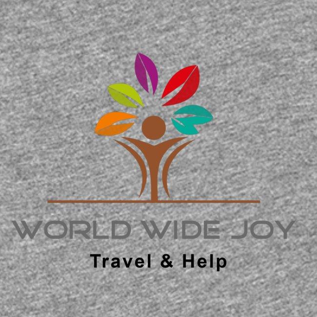 World Wide Joy Logo Subline