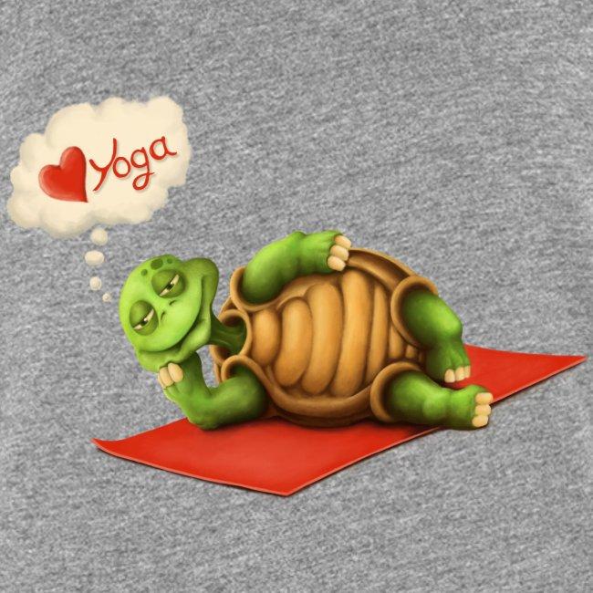 Love-Yoga Turtle