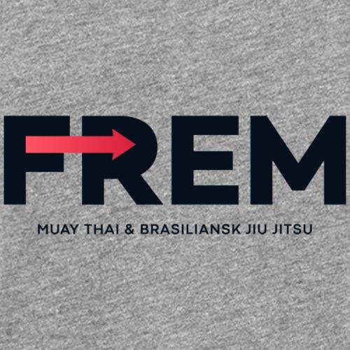 MMA Bagside Sort