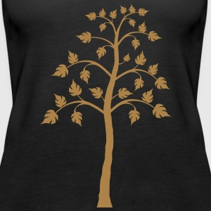 tree 4 - Women's Premium Tank Top