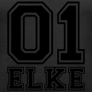 Elke - Name - Women's Premium Tank Top