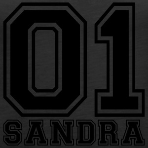 Sandra - Name - Frauen Premium Tank Top