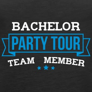 Bachelor Party Tour - Dame Premium tanktop