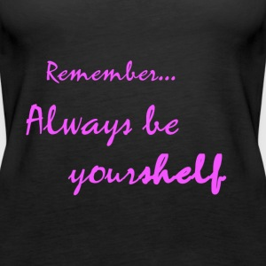 Your shelf - Women's Premium Tank Top