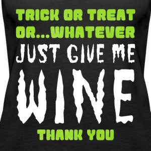 Halloween outift gift. Order here. - Women's Premium Tank Top